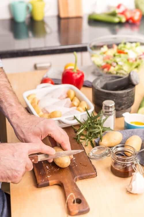 Основы правильного питания - готовь дома