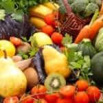Основные принципы здорового питания: ешь овощи и фрукты