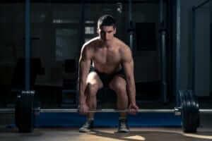 быстрый набор веса – становая тяга тебе в помощь