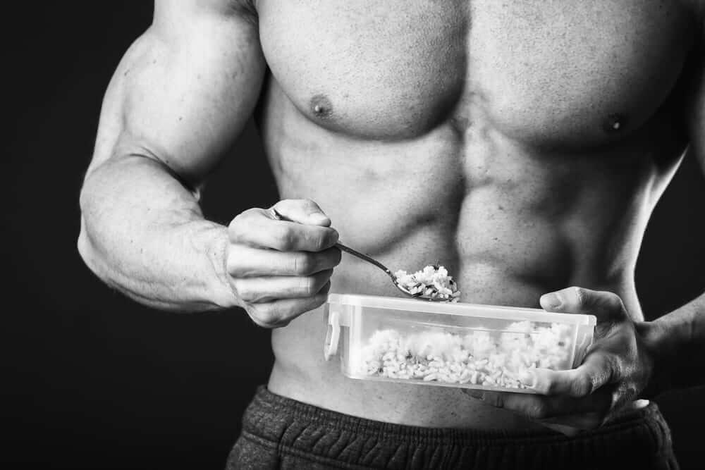 Быстрый набор веса: ешь белки и углеводы