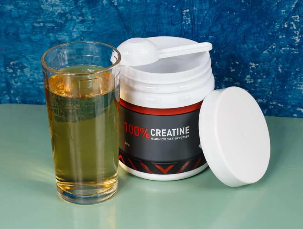 Креатин - спортивное питание для набора мышечной массы для девушек