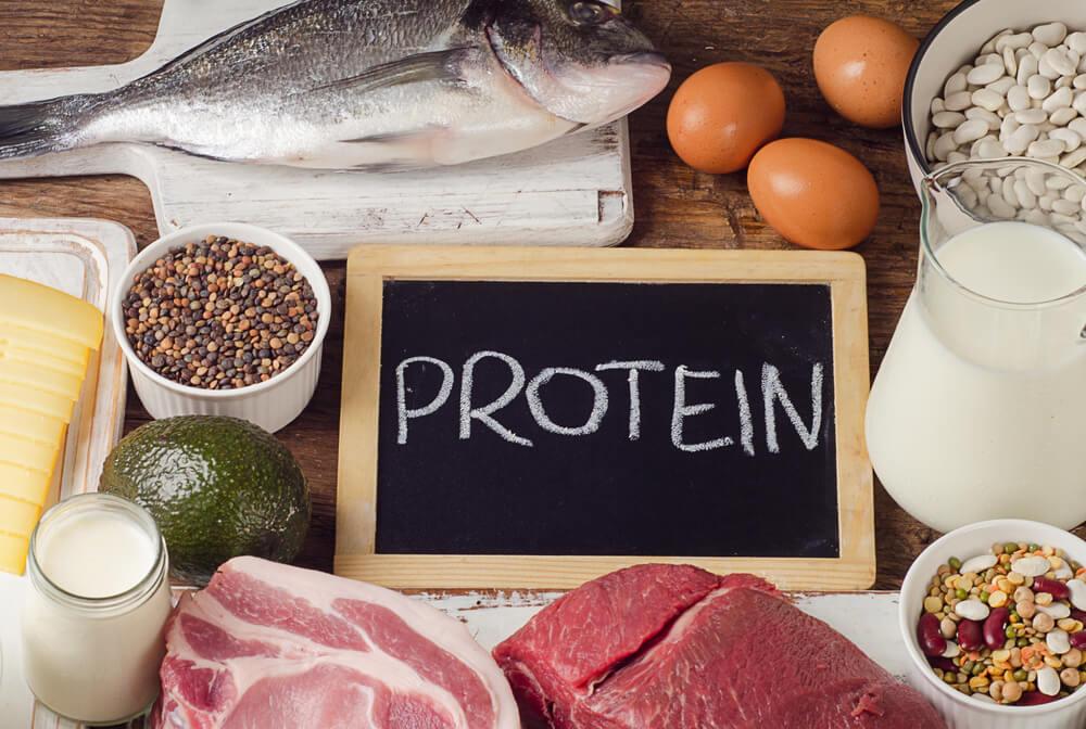 протеин перед тренировкой
