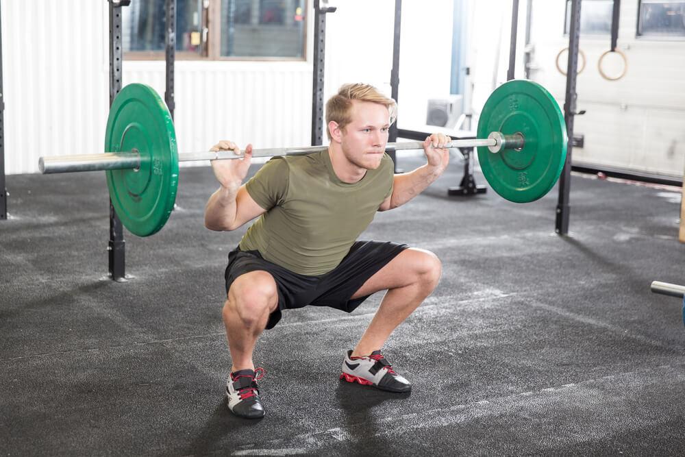 присед какие мышцы работают