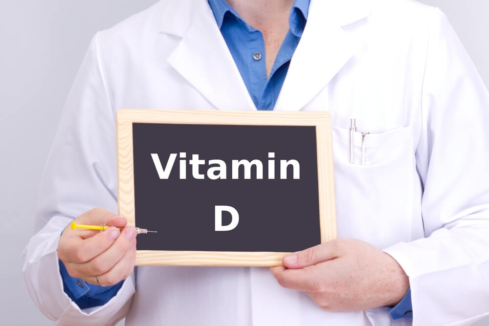 витамин д дефицит