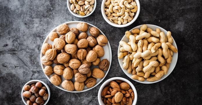 8 орехов с высоким содержанием белка, которые стоит добавить в свой рацион