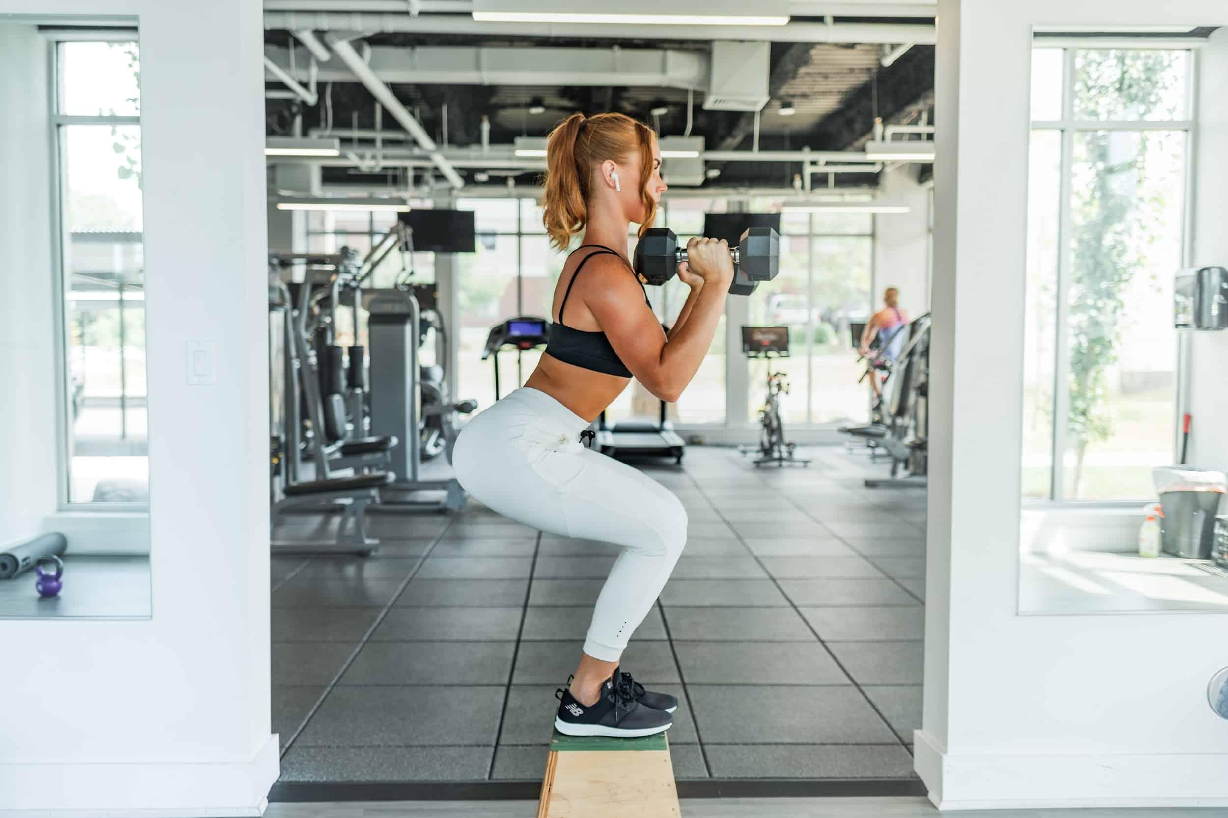 10 тренировок нижней части тела, которые может попробовать каждый дома