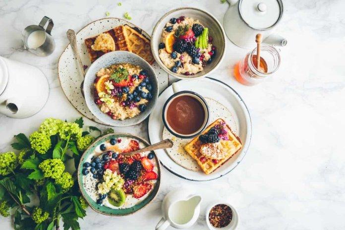 20 вкусных и полезных завтраков для похудения